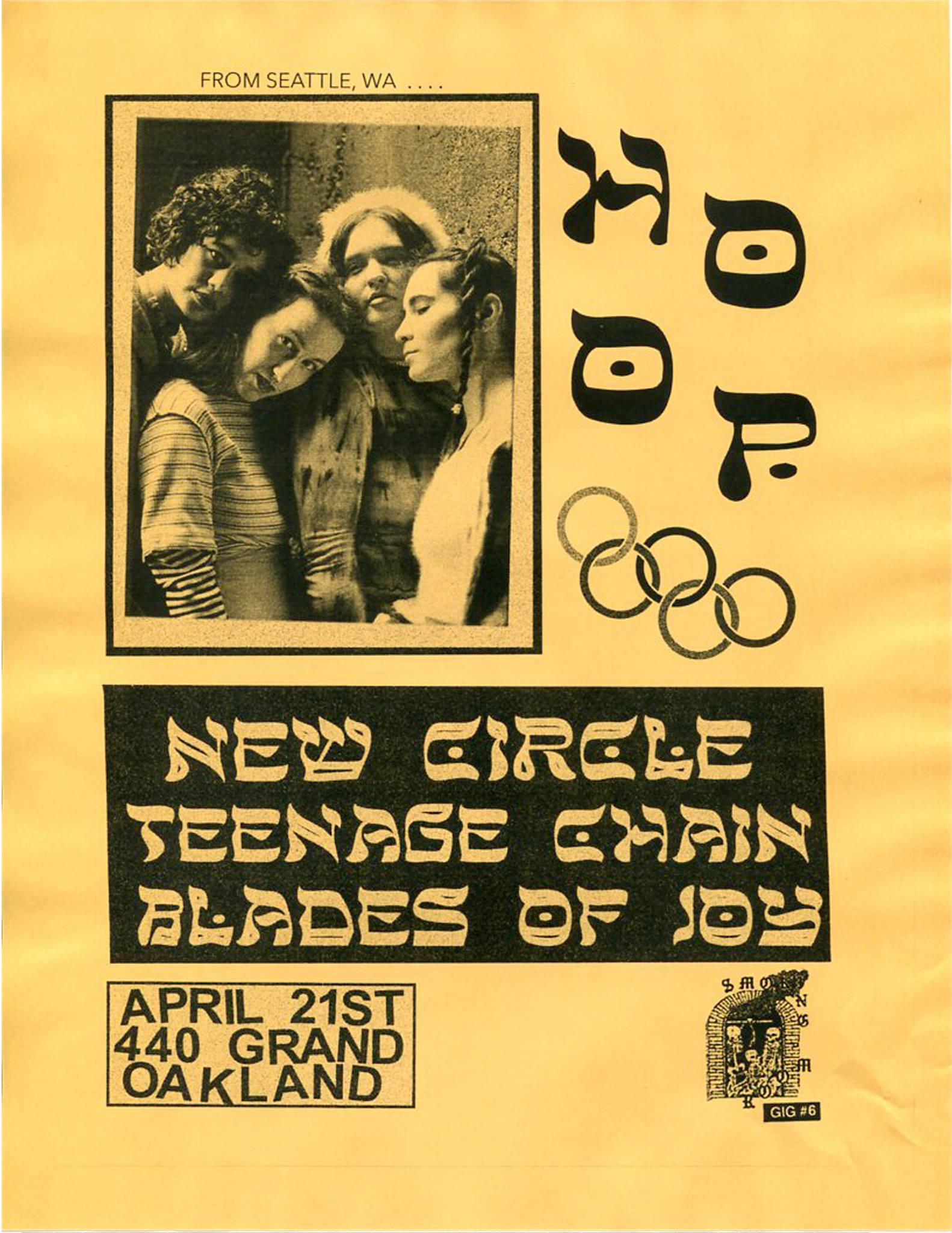 april 21 show