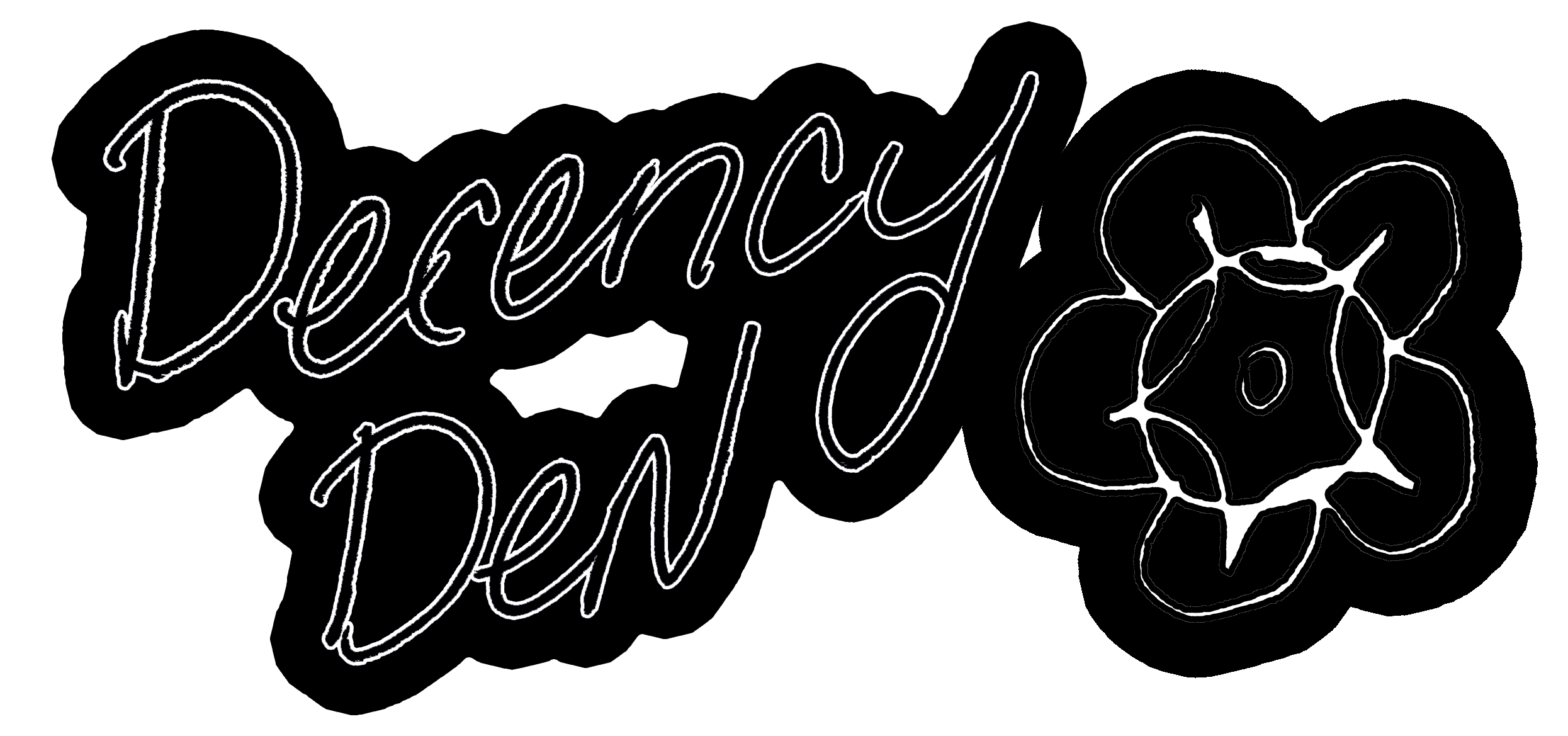 decency den logo