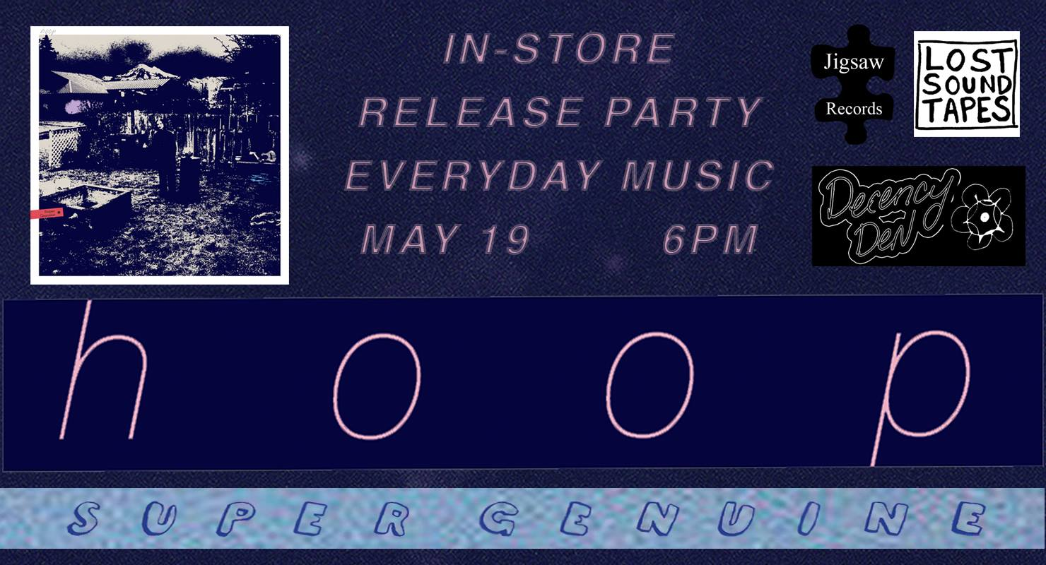 release party flyer